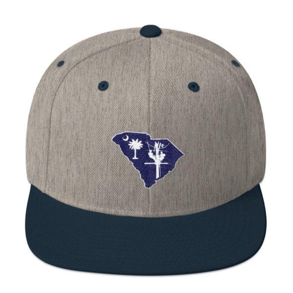 South Carolina Lineman Snapback Hat – Lineman Outfitters 645908c267e